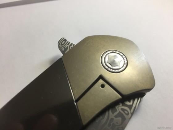 Bolster lock
