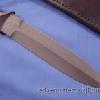 "Rare 5 of 25 Chris Reeve 7"" Dagger made in S. Africa in Oct. 1988 knife"