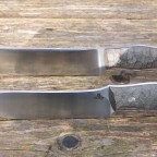 Guy Stainthorp camp knives