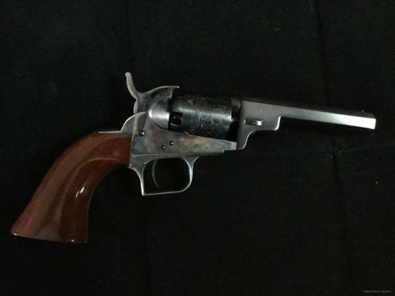 2 Black powder pistols .31 Colt .50 Deane Adams DeaneTwo