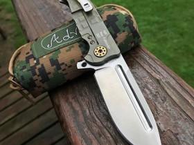 Mini pathfinder steel S35vn