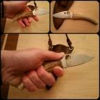 UKPK neck knife